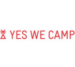 "Partenaire Bzzz - Logo ""Yes We Camp"""